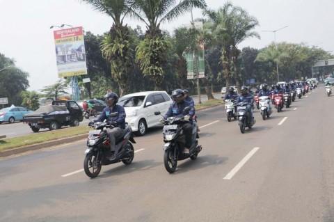 Test Ride Suzuki Nex II, Bobot Enteng Tarikan Lembut