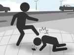 Polisi di Babel Terekam Aniaya Perempuan Pencuri