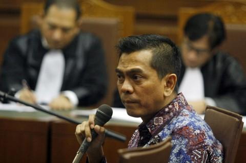 Terpidana Korupsi M Sanusi Ajukan PK