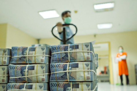 Dalam 10 Hari, Modal Asing Masuk ke Indonesia Rp7,1 Triliun
