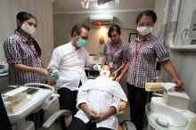 Kedokteran Gigi Universitas Moestopo Naik Level