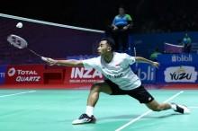 Jadwal Wakil Indonesia di Semifinal Thailand Open 2018