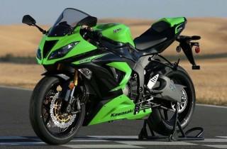 Supersport Terbaru Kawasaki Bakal Muncul di 2019