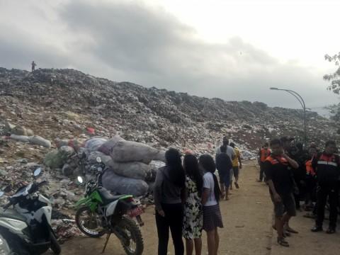 Korban Longsor Sampah di TPA Malang Ditemukan