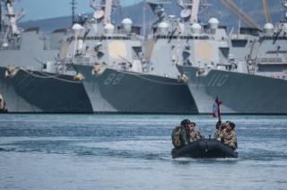 Pentagon Sebut Kapal Tiongkok Amati Latihan Militer AS