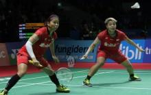 Greysia/Apriyani Tantang Matsutomo/Takahashi di Final