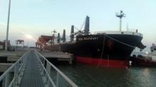 AS Tinjau Pembangunan Pelabuhan Kuala Tanjung