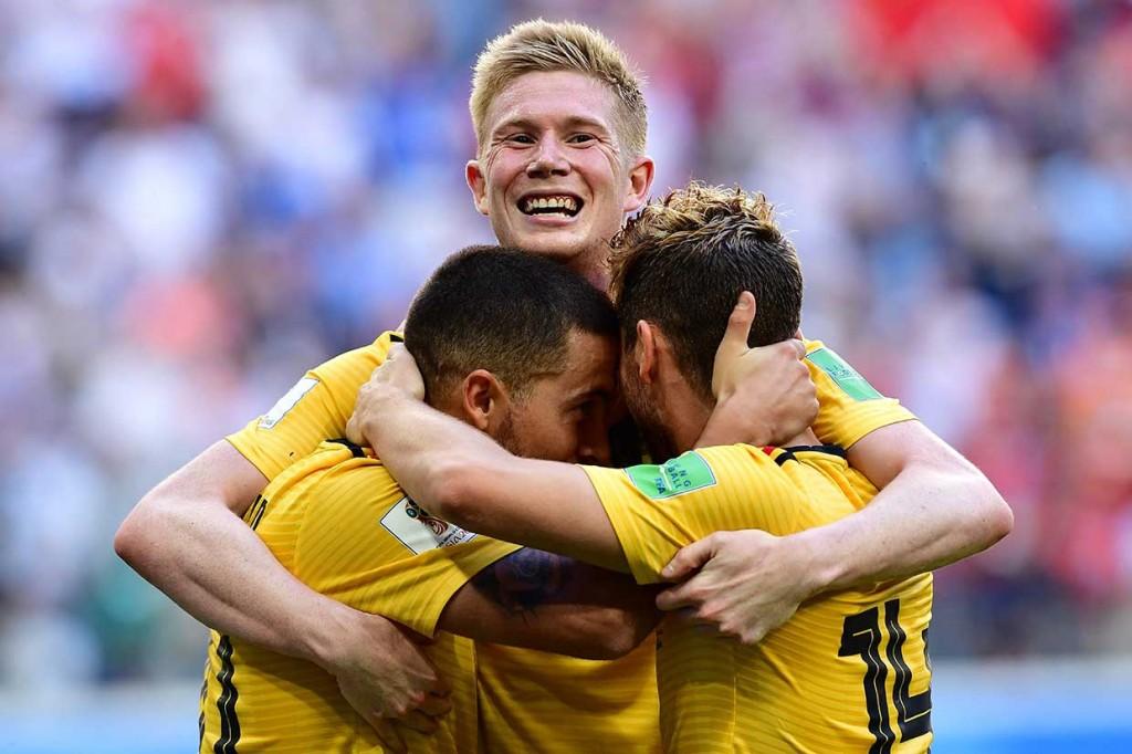 Belgia Peringkat Ketiga Piala Dunia