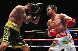 Pacquiao Rebut Sabuk Gelar Welter WBA