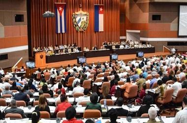 Majelis Nasional Kuba. (Foto: AFP)