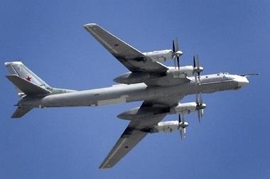 Pesawat pengebom milik Rusia. (Foto: AFP)