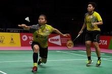 Tekuk Unggulan Jepang, Greysia/Apriyani Juara Thailand Open 2018