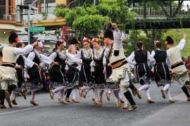 Peserta Surabaya Cross Culture Tampilkan Tarian Tradisional