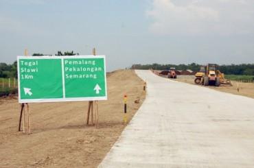 Pemerintah akan Resmikan Delapan Ruas Tol Transjawa