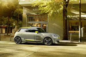MINI Bangun Pabrik Mobil Listrik di Tiongkok