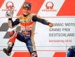 Marc Marquez Makin Perkasa di Jerman