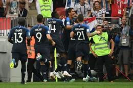 Menang Meyakinkan atas Kroasia, Prancis Juara Dunia 2018!