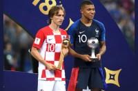 Deretan Peraih Penghargaan Terbaik di Piala Dunia 2018