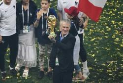 Deschamps Sebut Prancis Belajar dari Euro 2016