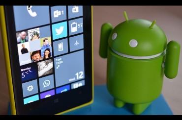 Microsoft Segera Ungkap Ponsel Android?