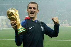 Komentar Antoine Griezmann Usai Juara Piala Dunia