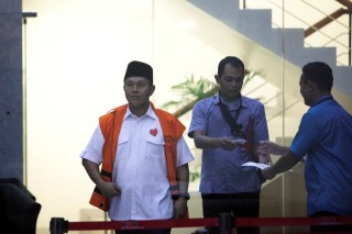 Eks Kadis Bina Marga Lampung Divonis Hari Ini