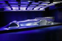 Mercedes Benz Kenalkan Electric Silver Arrow Concept