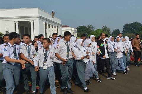 Siswa Senior Dilarang Terlibat Penyelenggaraan PLS