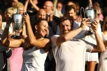 Peya/Melichar Jadi Juara Baru di Wimbledon