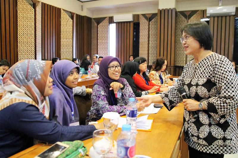 UKDW Gelar Workshop Global Englishes, Dokumentasi UKDW.