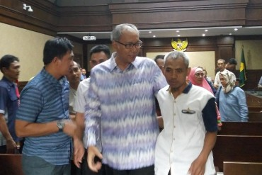 Bimanesh Sutarjo Divonis 3 Tahun Penjara