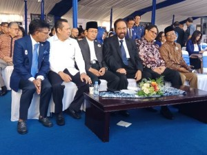 Surya Paloh Kumpulkan Kandidat Cawapres Jokowi