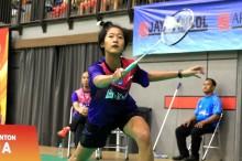 Wakil Indonesia Sukses Tundukkan Pebulu Tangkis Junior Terbaik