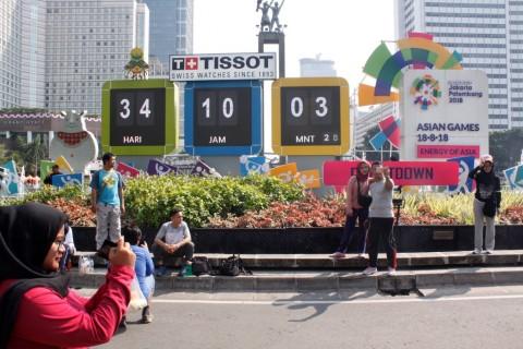 Semua Kontingen Asian Games 2018 Bisa Wisata Gratis Di Jakarta