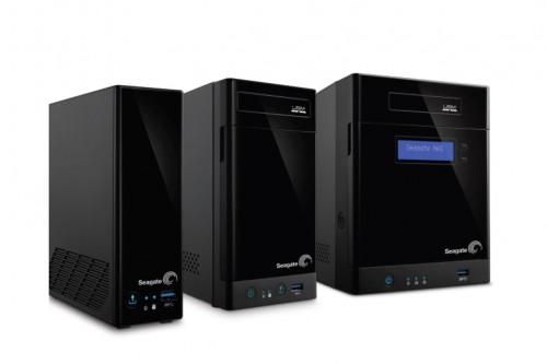 Perangkat NAS (network attached storage).