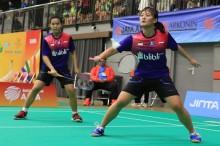 Tim Bulu Tangkis Junior Indonesia Melaju ke Semifinal AJC 2018