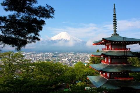 Yamanashi, Rumah Gunung Fuji yang Kaya Keindahan Alam