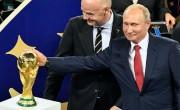 Selama Piala Dunia, Putin Sebut Rusia Diserang 25 Juta Penjahat
