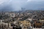 Suriah Tuduh Israel Serang Pos Militer di Aleppo