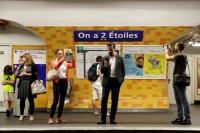 Prancis Juara Dunia, Enam Stasiun di Paris Berganti Nama