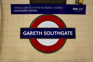 Stasiun Kereta Api di Inggris Dinamai Southgate