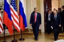 Putin Mengaku Jagokan Trump di Pilpres AS