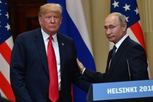 Lima Fokus Pertemuan Trump-Putin di Finlandia