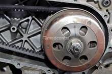 Cara Mengatasi CVT Motor Matic yang Berdecit