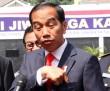 Jokowi Ungkap 4 Nama Bakal Cawapresnya