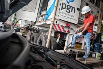 Annual Report PGN Kembali Sabet Penghargaan Internasional