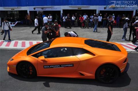 Lamborghini <i>Recall</i> Aventador Gara-Gara Transmisi Bermasalah