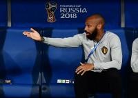 Thierry Henry Fokus Menjadi Juru Taktik