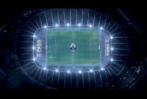 Pemain Paris Saint-Germain Bakal Bintang Iklan Renault