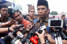 TGB <i>Keukeuh</i> tak Berpaling dari Jokowi